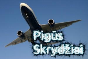 skrydžiai